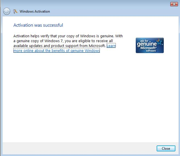 体验windows7 build6801