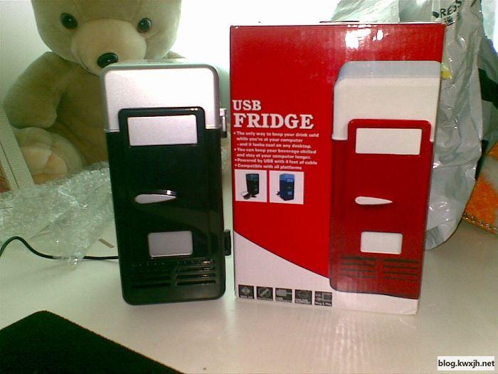 USB冰箱体验小记