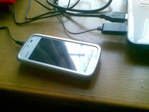 新手机-Nokia 5230