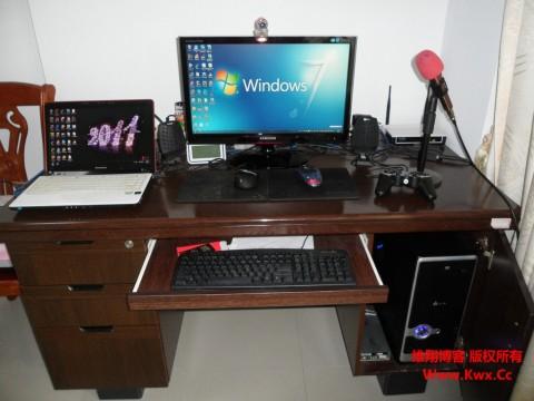 【高清大图】晒下我的工作台和一些工具